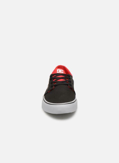 Baskets DC Shoes Trase Tx Noir vue portées chaussures
