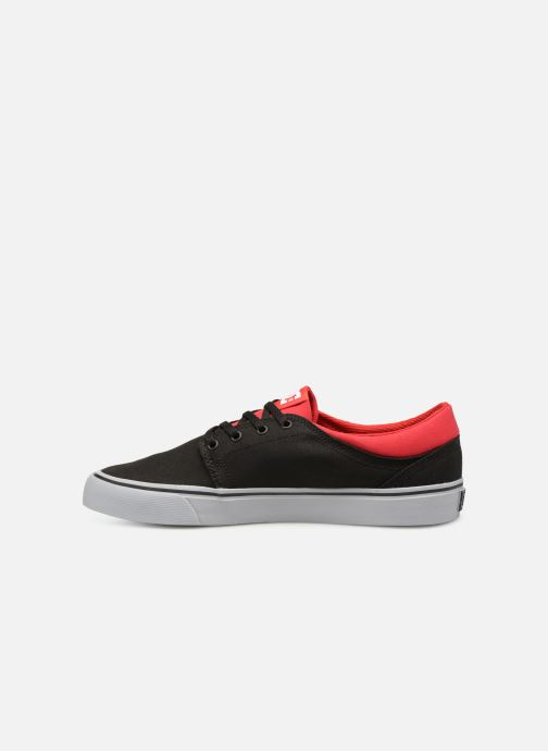 Sneakers DC Shoes Trase Tx Nero immagine frontale