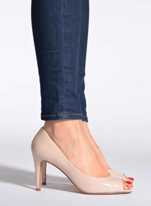 Zapatos de tacón Aldo Jacquette Negro vista de abajo