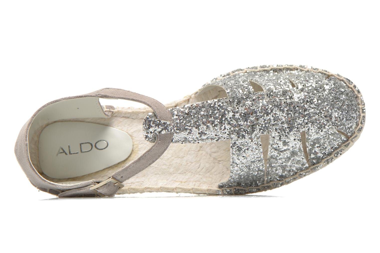 Sandali e scarpe aperte Aldo Padgham Argento immagine sinistra