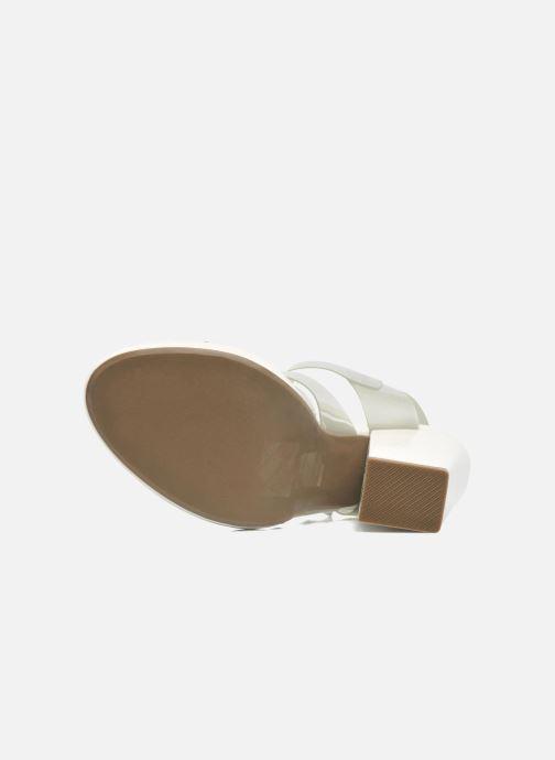 Steve Madden HIGHTOP (weiß) - Sandalen bei Más cómodo cómodo Más 627041