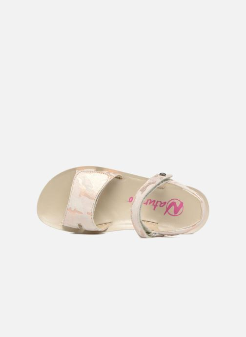 Sandales et nu-pieds Naturino Donna 6003 Rose vue gauche