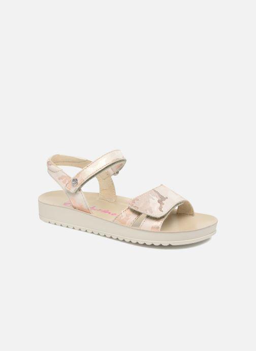 Sandales et nu-pieds Naturino Donna 6003 Rose vue détail/paire