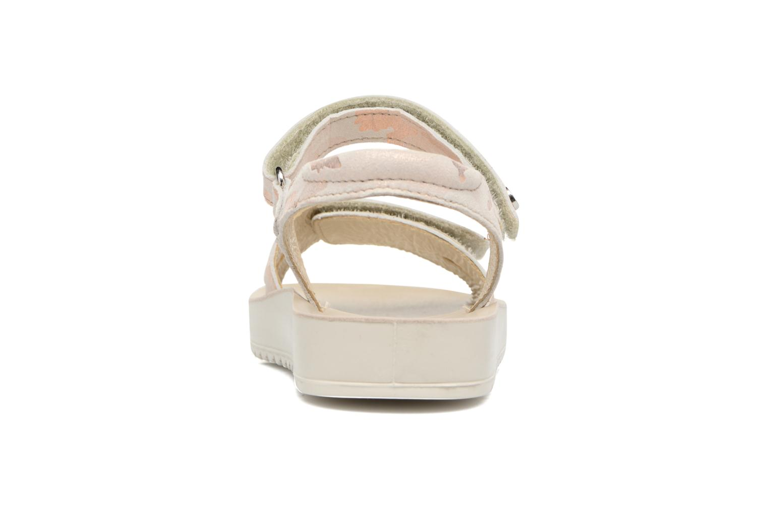 Sandals Naturino Donna 6003 Pink view from the right