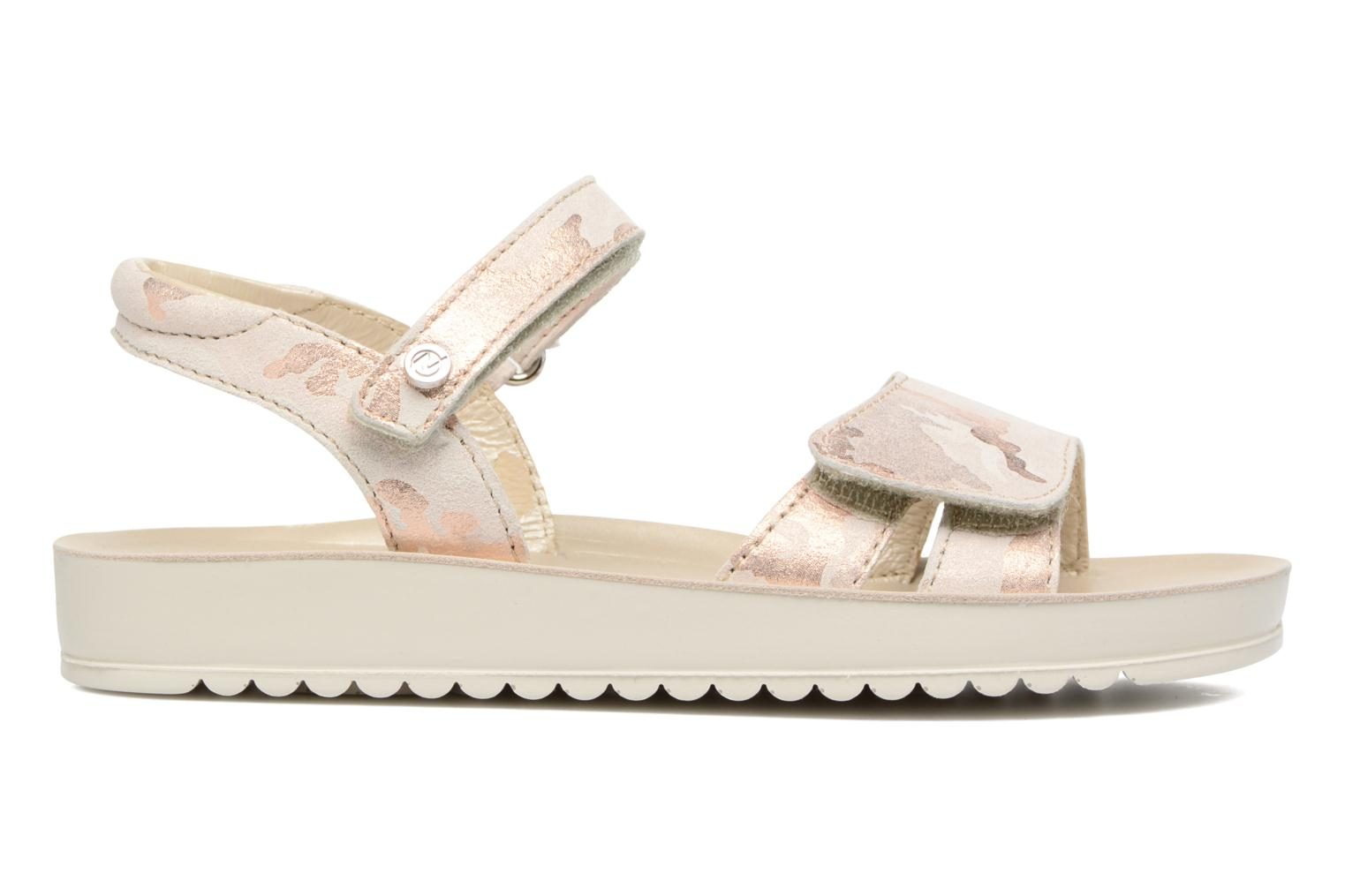 Sandals Naturino Donna 6003 Pink back view