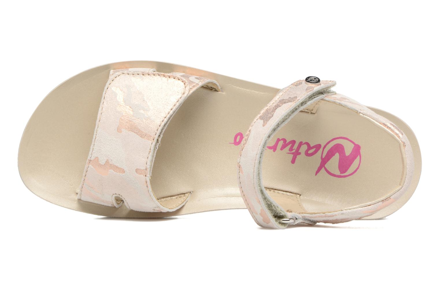 Sandals Naturino Donna 6003 Pink view from the left