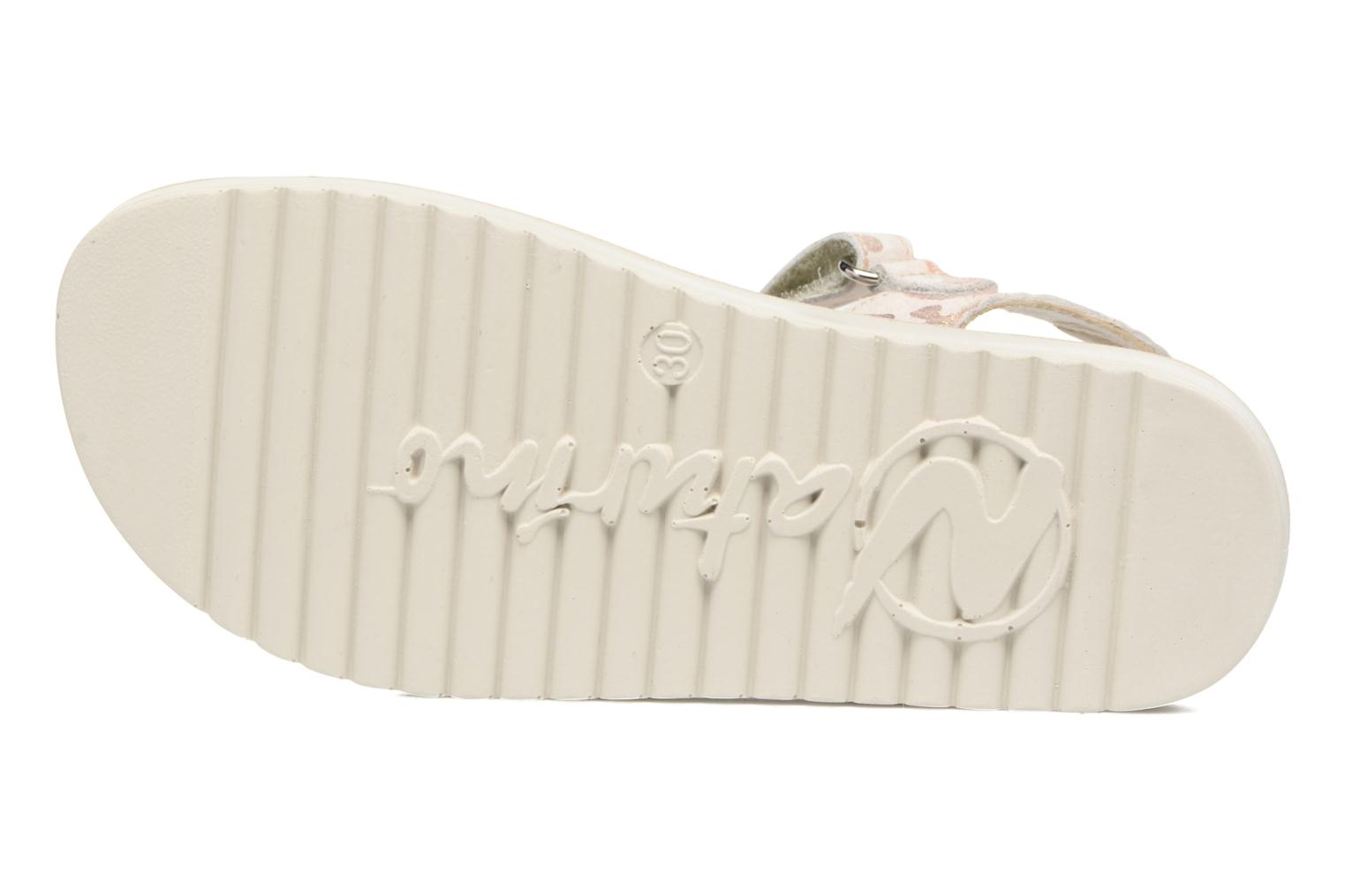 Sandals Naturino Donna 6003 Pink view from above