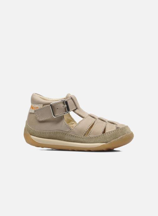 Sandali e scarpe aperte Naturino Andrea 163 Grigio immagine posteriore