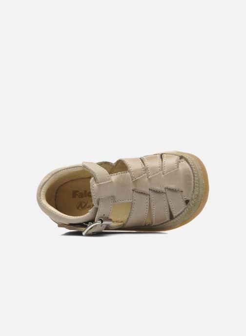 Sandali e scarpe aperte Naturino Andrea 163 Grigio immagine sinistra
