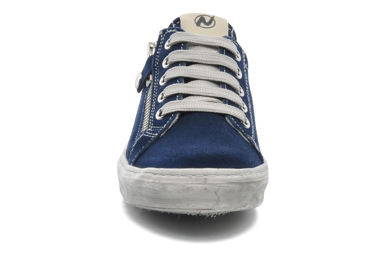 Trainers Naturino Sofia Blue model view