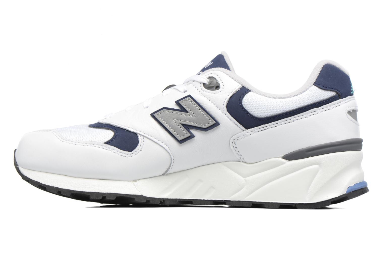 Sneakers New Balance ML999 Hvid se forfra