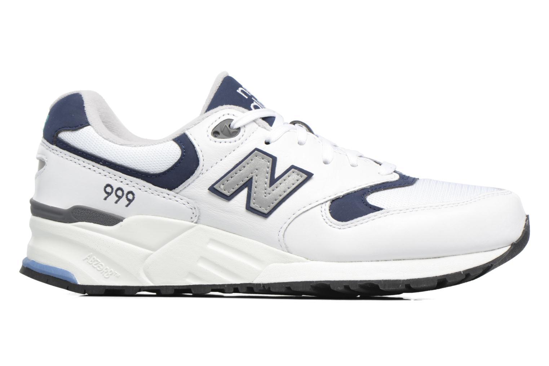 Sneakers New Balance ML999 Hvid se bagfra