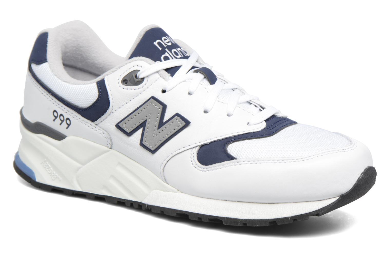 Sneakers New Balance ML999 Hvid detaljeret billede af skoene