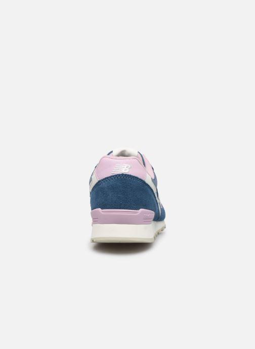 Sneakers New Balance WL996 Grijs rechts