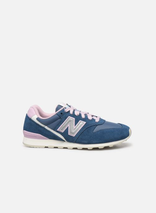 Sneakers New Balance WL996 Grijs achterkant