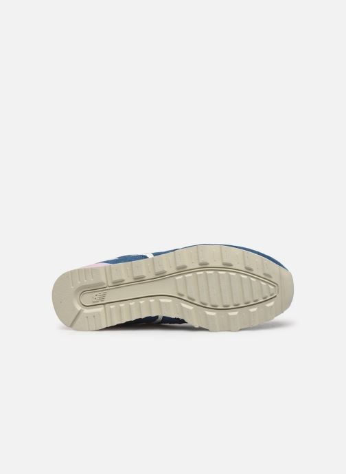 Sneakers New Balance WL996 Grijs boven