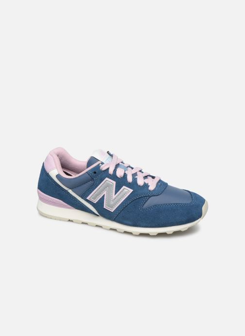 Sneaker New Balance WL996 grau detaillierte ansicht/modell