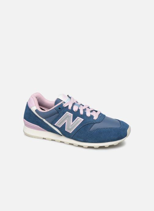 Sneakers New Balance WL996 Grijs detail
