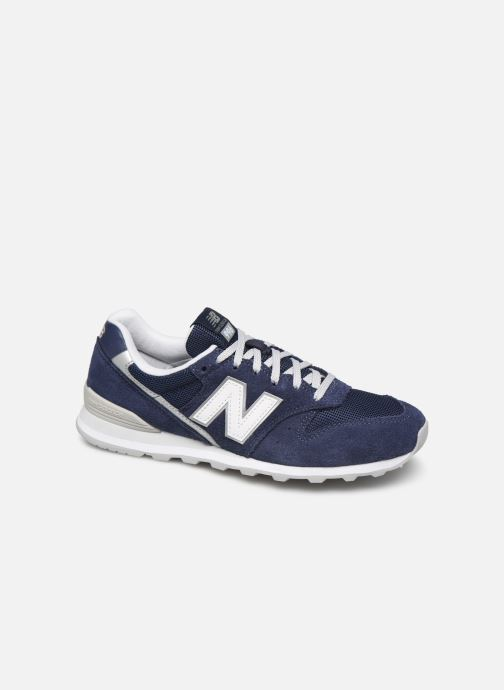 Sneaker New Balance WL996 blau detaillierte ansicht/modell