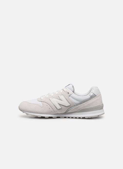 Sneaker New Balance WL996 grau ansicht von vorne