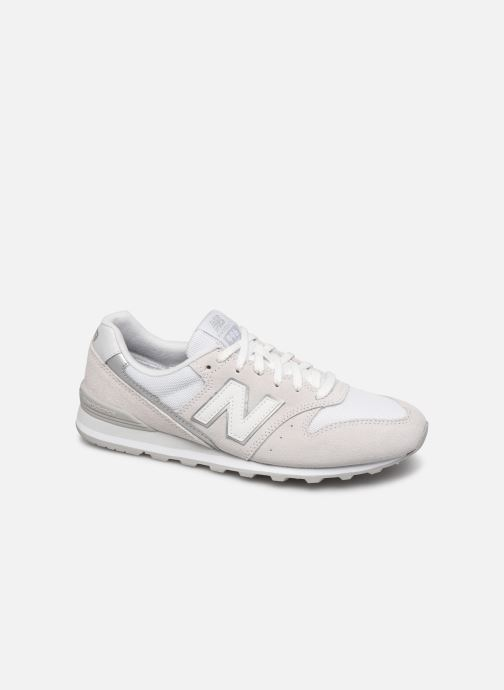 Trainers New Balance WL996 Grey detailed view/ Pair view