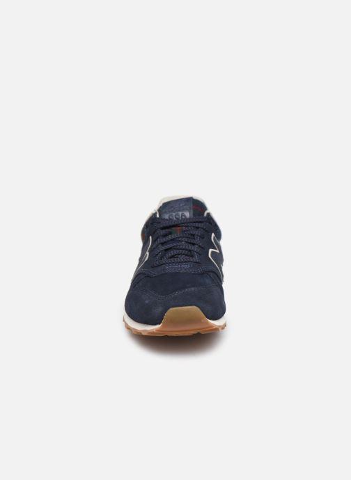 Sneakers New Balance WL996 Blauw model