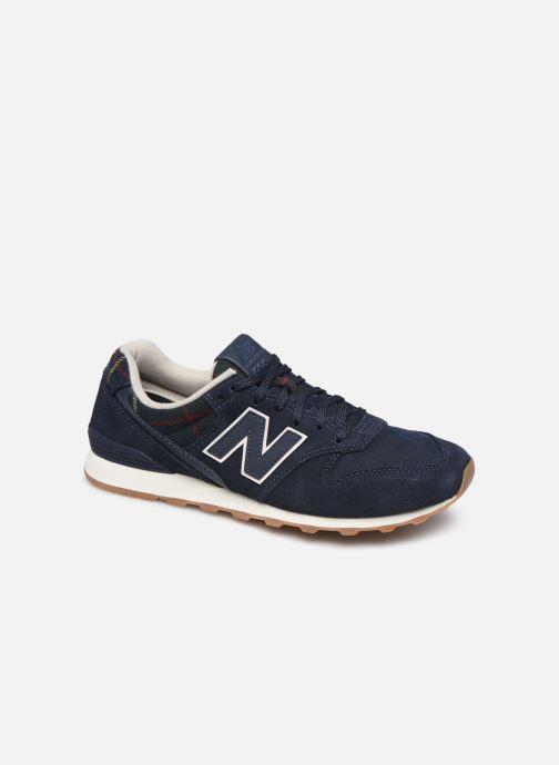 Sneakers New Balance WL996 Blauw detail