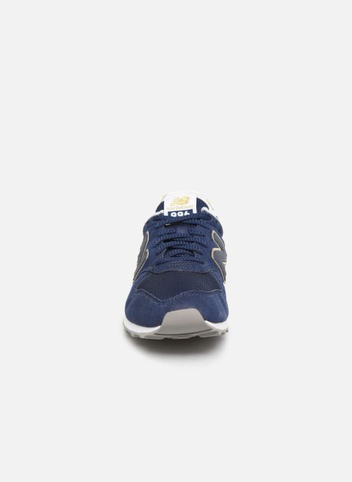 Trainers New Balance WL996 Blue model view