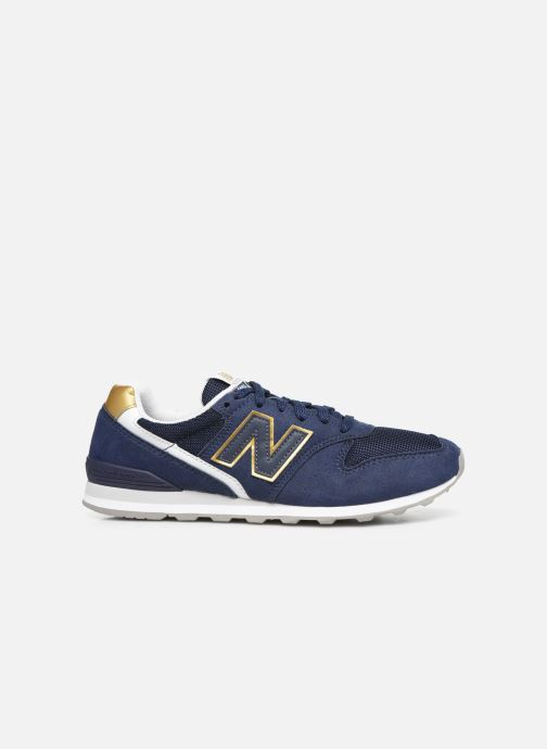 Trainers New Balance WL996 Blue back view