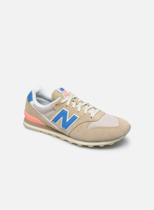 Sneaker New Balance WL996 beige detaillierte ansicht/modell
