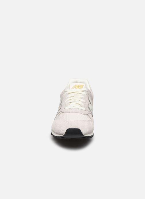 Sneakers New Balance WL996 Grigio modello indossato