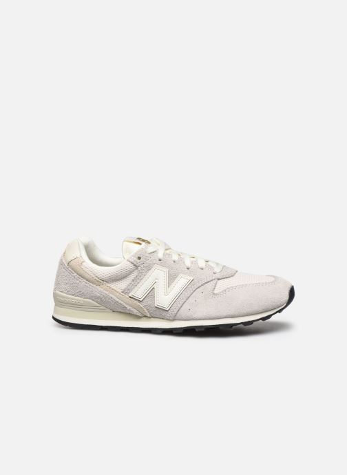 Sneakers New Balance WL996 Grigio immagine posteriore