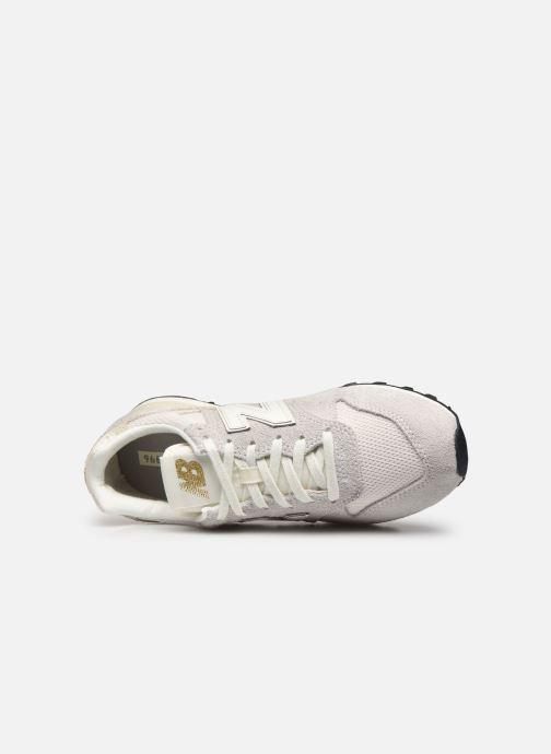 Sneakers New Balance WL996 Grigio immagine sinistra