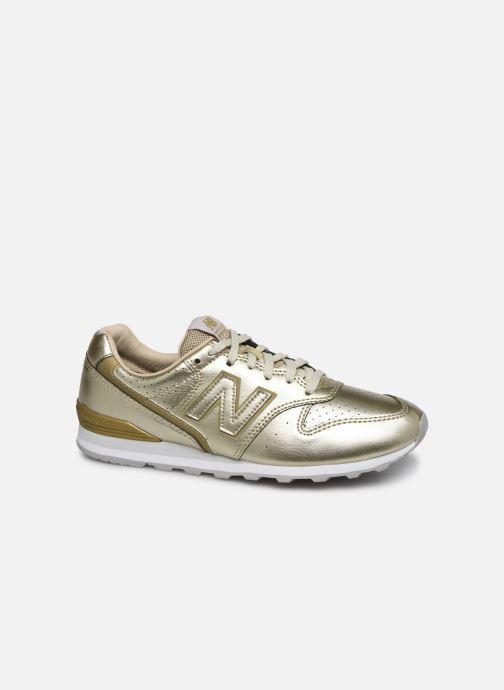 New Balance WL996 (Goud en brons) - Sneakers chez Sarenza ...