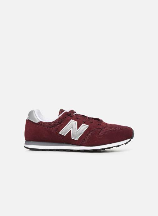 Sneaker New Balance ML373 weinrot ansicht von hinten