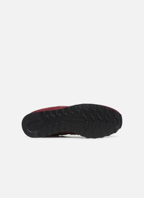 Sneaker New Balance ML373 weinrot ansicht von oben