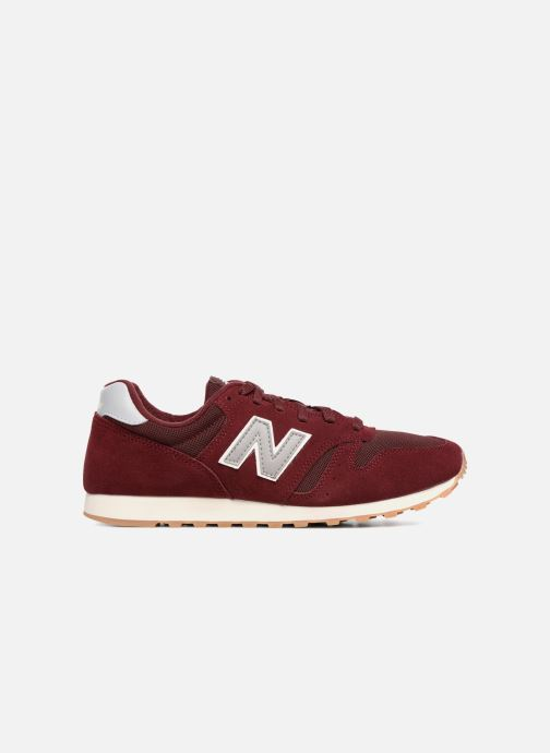 Trainers New Balance ML373 Burgundy back view
