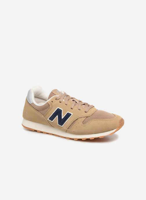 Trainers New Balance ML373 Beige detailed view/ Pair view