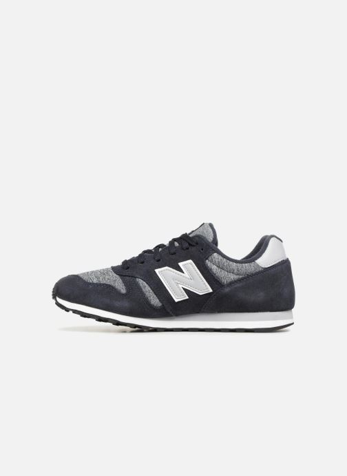 Trainers New Balance ML373 Blue front view