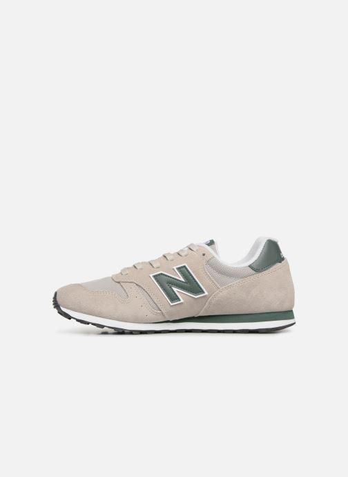 Sneakers New Balance ML373 Grijs voorkant