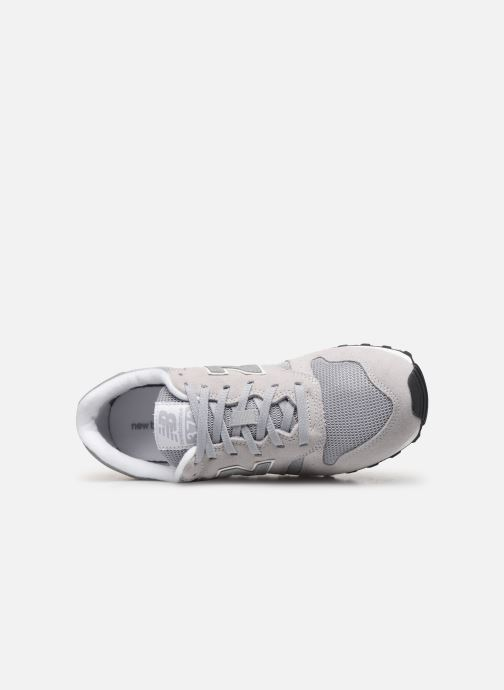 Baskets New Balance ML373 Gris vue gauche
