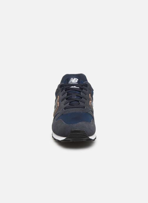 Baskets New Balance ML373 Bleu vue portées chaussures