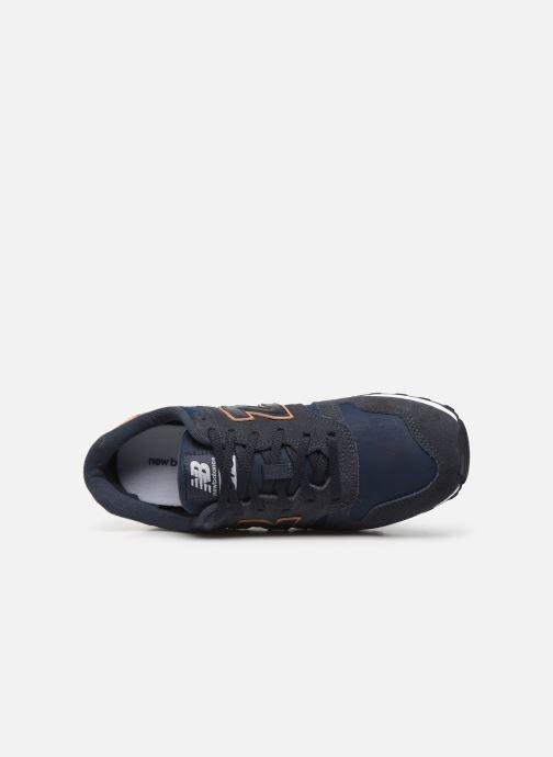 Sneaker New Balance ML373 blau ansicht von links