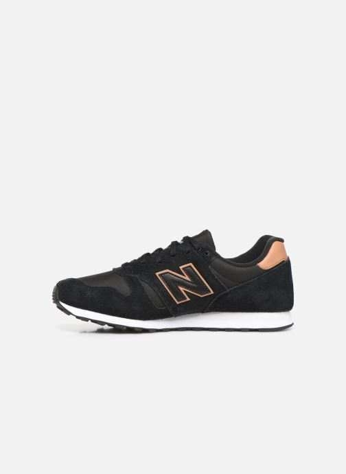 Sneakers New Balance ML373 Sort se forfra