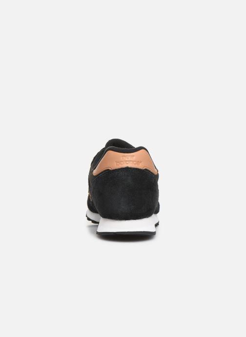 Sneakers New Balance ML373 Sort Se fra højre