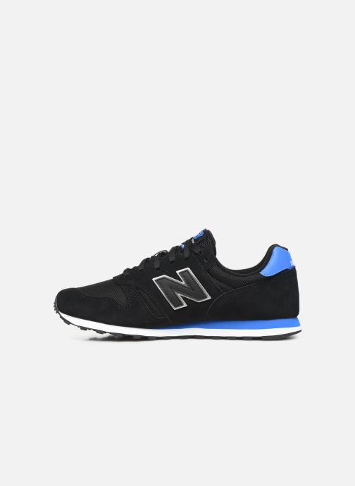 Baskets New Balance ML373 Noir vue face