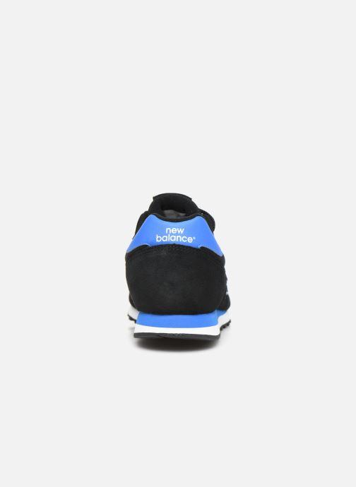 Sneaker New Balance ML373 schwarz ansicht von rechts