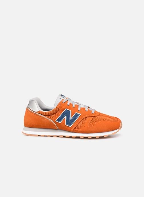 Sneaker New Balance ML373 orange ansicht von hinten