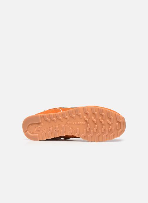 Sneaker New Balance ML373 orange ansicht von oben