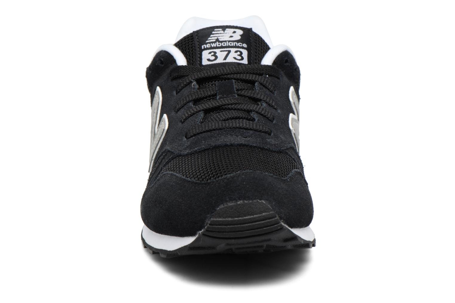 Sneakers New Balance ML373 Sort se skoene på